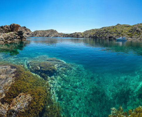 Playas bonitas de Cataluña