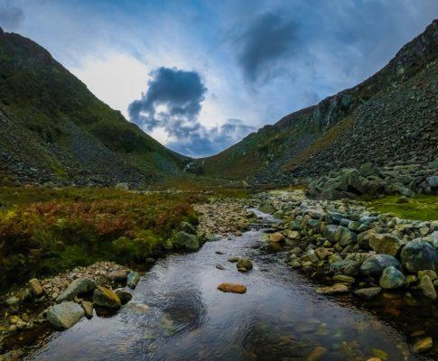 Localizaciones de Braveheart – Glendalough Irlanda